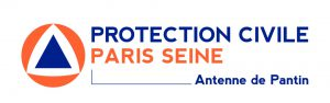 Protection Civile de Pantin Retina Logo